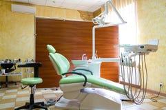 Stomatological cabinet Royalty Free Stock Photo