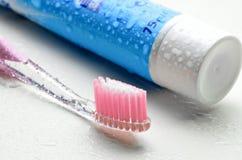 Stomatologiczna higiena Zdjęcia Royalty Free