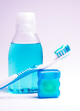 Stomatologiczna higiena Fotografia Stock