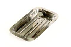 stomatologiczni instrumenty zdjęcie royalty free