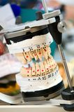 stomatologiczni instrumenty Zdjęcia Royalty Free
