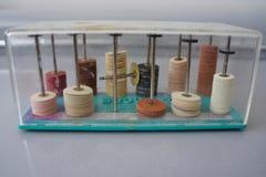 Stomatologiczni lub Dremel Sanding dyski Obraz Stock