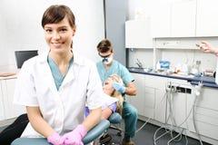 stomatologiczny biuro obraz royalty free