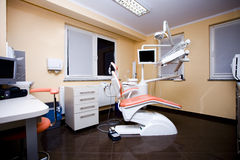 stomatologiczny biuro Obrazy Stock