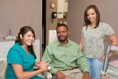 stomatologiczny higienista Fotografia Stock