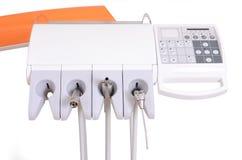 Stomatologiczny świderu system, narzędzia odizolowywający i Zdjęcie Stock