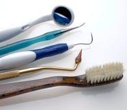 stomatologiczny wyposażenie Fotografia Stock
