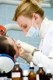 Stomatologist Stock Afbeelding