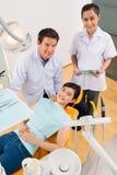 Stomatology clinic Royalty Free Stock Photos