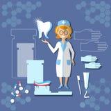 Stomatology, dentistry, dentist Royalty Free Stock Photo