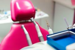 Stomatology dentistry Medicin medicinsk utrustning tand- kontor arkivbilder