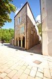 Ston, Κροατία. Στοκ Εικόνες