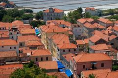 Ston, Croatia Royalty Free Stock Photography