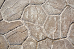 Stone ή υπόβαθρο και σύσταση βράχου Στοκ Εικόνες