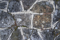 Stone και κονίαμα Στοκ Φωτογραφία