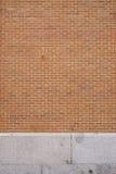 Stone και τοίχος τούβλων στοκ εικόνες με δικαίωμα ελεύθερης χρήσης