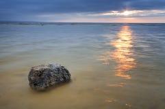 Stone που κερδίζεται στην αυγή Στοκ φωτογραφίες με δικαίωμα ελεύθερης χρήσης