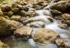 Stone στο νερό Στοκ Φωτογραφίες
