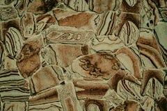 Stone, σύσταση πετρών Στοκ εικόνες με δικαίωμα ελεύθερης χρήσης