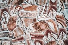 Stone, σύσταση πετρών Στοκ φωτογραφίες με δικαίωμα ελεύθερης χρήσης