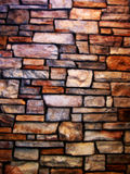Stone #1. Stone Wall Facade Royalty Free Stock Photo