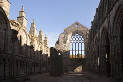 Stone Abbey Ruins Royalty Free Stock Image