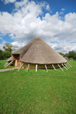 Stone age home Stock Photography