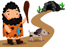 Stone Age Royalty Free Stock Photography