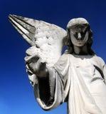Stone Angel Royalty Free Stock Photo