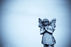 Stone Angel stock photography