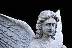 Stone Angel Stock Photography