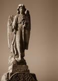 Stone Angel, Lancashire, uk Royalty Free Stock Images