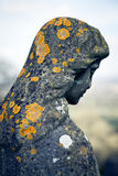 Stone Angel Royalty Free Stock Photography