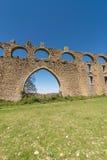Stone aqueduct Stock Images