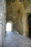 Stone arch Stock Photo
