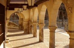 Stone archs Στοκ φωτογραφία με δικαίωμα ελεύθερης χρήσης