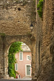 Provence's Architecture royalty free stock image