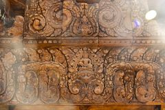 Stone Art Royalty Free Stock Images