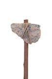 Stone Axe Royalty Free Stock Image