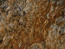 Stone background #1. Closeup of a limestone, perfect as background Stock Images