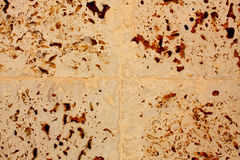 Stone background. Fund stone of a house, worn by humidity, rain, wind and weather stock images