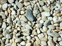 Stone background. Some stone used in garden for decoration Stock Photography