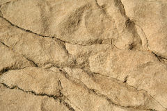 Stone background. Beige and yellow natural stone background Royalty Free Stock Image