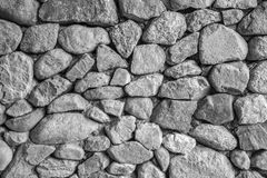 Stone on background Royalty Free Stock Photos