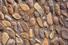 Stone background in close-up Royalty Free Stock Image