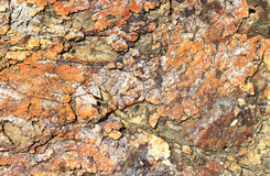 Stone background. Close up colour Royalty Free Stock Image