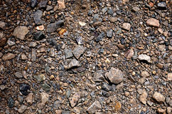 Stone background. Stone and ground(use for background Royalty Free Stock Photos