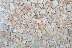Stone background from limestone Stock Images
