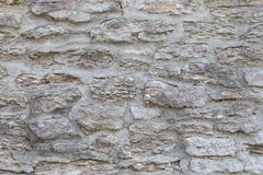Stone background. Old stone wall as a background image Royalty Free Stock Photography