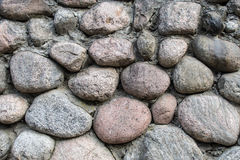 Stone background. Old stone wall as a background image Royalty Free Stock Image